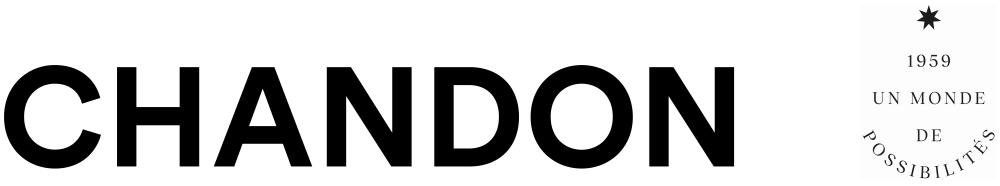 CHANDON Logo Black 2020